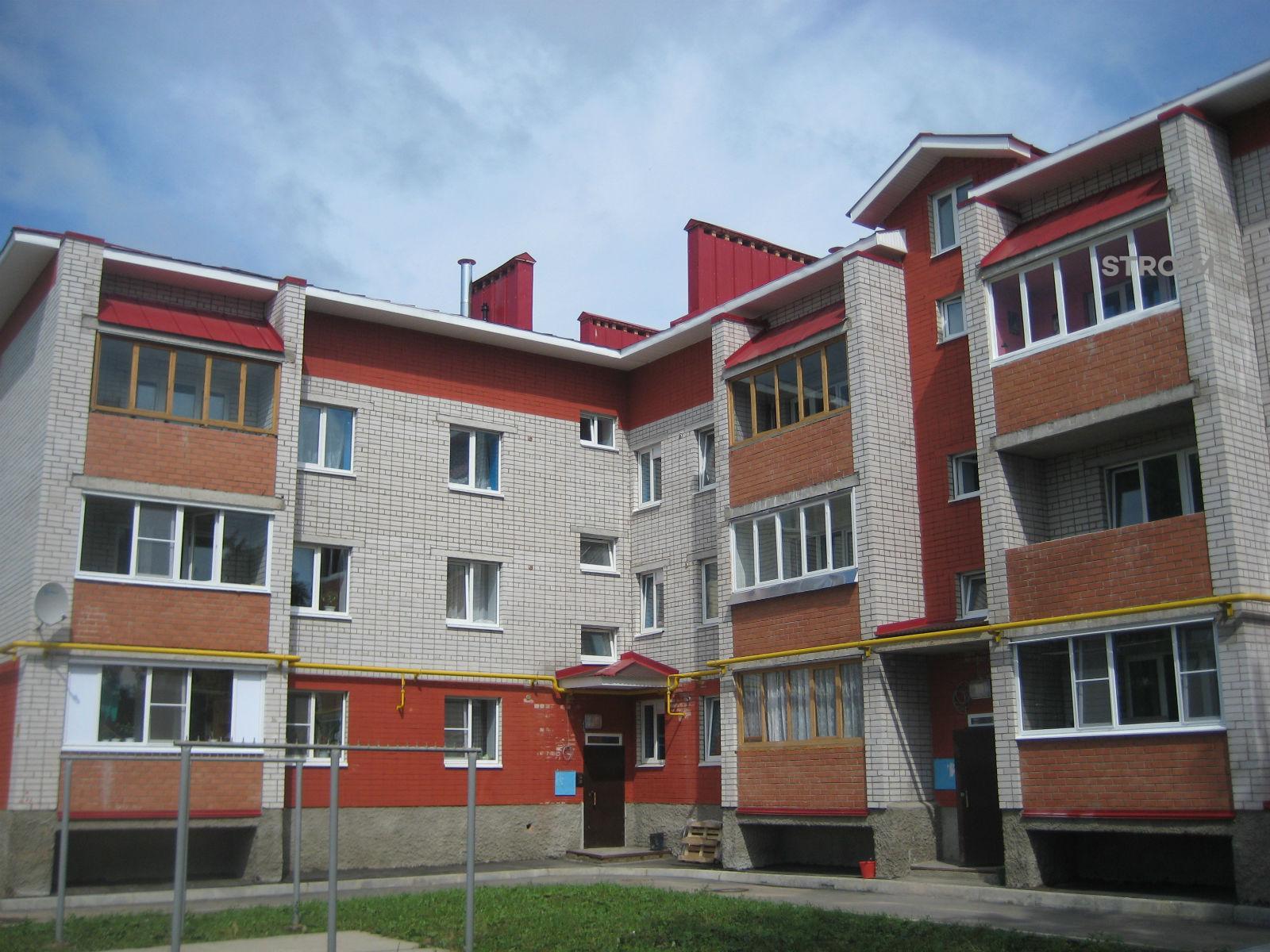 Многоквартирный жилой дом по ул. Осаново, 14б