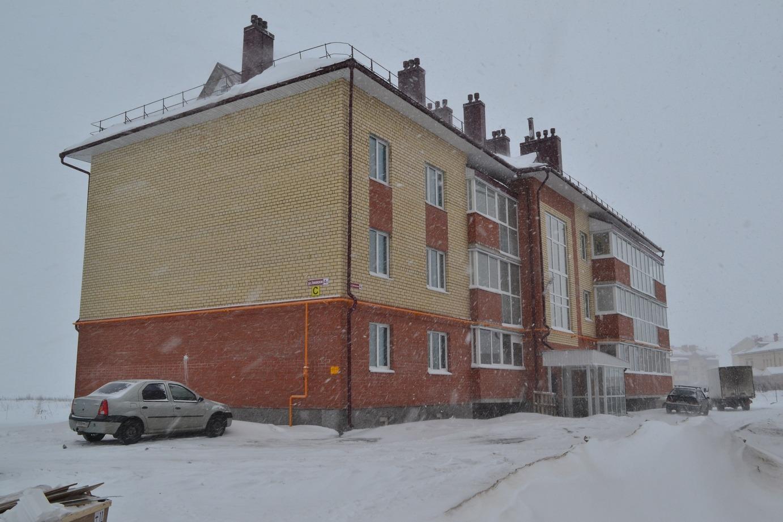 Многоквартирный жилой дом по ул. Евковская, 4б
