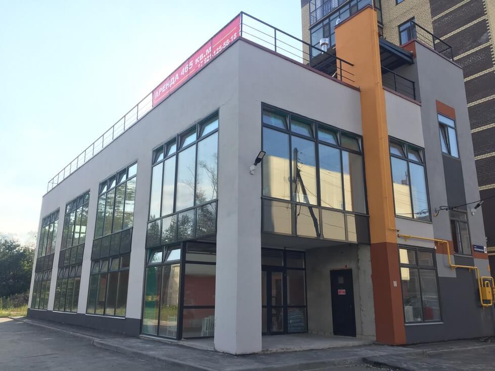 Административное здание по ул. Республиканская 3